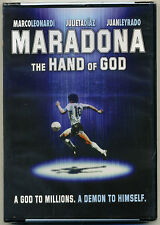 "DVD ""Maradona The Hand Of God"" New Sealed Spanish Pelicula *La Mano De Dios DVD"