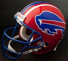 JIM KELLY Edition BUFFALO BILLS Riddell REPLICA Football Helmet