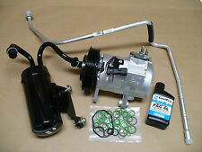 REMAN A/C COMPRESSOR KIT FOR: 2004 2005 2006 2007 DODGE RAM 1500 (3.7 & 4.7L)