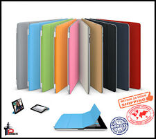 iPad 360° Black Leather Case - Original Model - Slim & Smart Cover 4 4G 3 3rd 2