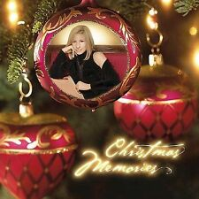 BARBRA STREISAND - Christmas Memories -CD-NEW