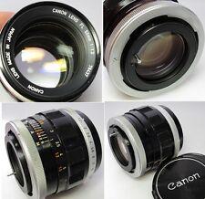 Canon FL 1.2 55mm 1.2/55