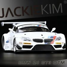 1/32 BMW Z4 GT3 DTM Racing cars alloy forge cars model Sound&Light GTA 5