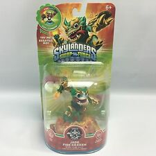 Skylanders SWAP Force  - JADE FIRE KRAKEN Figure/FIRE Target Exclusive RARE/NEW!
