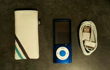 Apple Ipod Nano 5th Generación Azul (16GB)