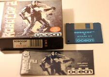 Atari ST Game ~ ROBOCOP 2 GAMES BY OCEAN 1990