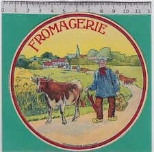J281 FROMAGE FROMAGERIE  NORMAND?