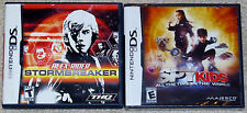 Nintendo DS NDS Lot - Alex Rider Stormbreaker (Used) Spy Kids (New)