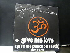 GEORGE HARRISON Give me love 2C006 05354