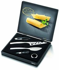 Boska Holland Monaco 5pc Wine Accessories & Cheese Knife Gift Set