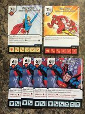 Dice Masters Crisis on Infinite Earths Superman, The Flash, Supergirl