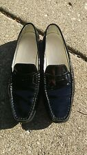 "TODS.  Black Patent Loafers 7.   ""Free Shipping"""