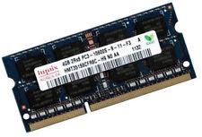 4GB DDR3 1333 Mhz RAM Speicher Asus EEE PC 1225C (N2800) Markenspeicher Hynix
