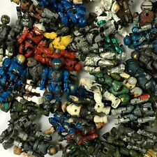 Lot OF 20 Random Halo Mega Bloks SOLDIER Action Figure boys toy QA363