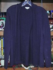 NWOT MAX MARA Purple Twin Set Cardigan & top Size M