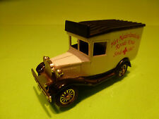 MADE IN CHINA 1:55?  VINTAGE AMBULANCE - NEDERLANDSCHE ROODE KRUIS - VERY GOOD