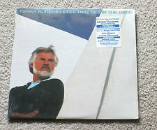 COUNTRY KENNY ROGERS EYES THAT SEE IN THE DARK LP RECORD BRAND NEW SEALED