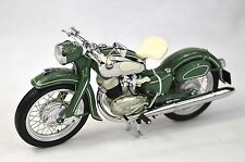 NSU MAX SCHUCO 06635 1:10 NEW MODEL BIKE MOTORBIKE GREEN