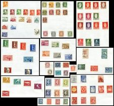 NORWAY 1900-1970 COLLECTION MIXED CONDITION...190 stamps