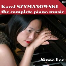 Szymanowski: Complete Piano Music - K (2007, CD NIEUW) LEE*Sinae (PNO)4 DISC SET