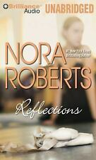 REFLECTIONS unabridged audio book on CD by NORA ROBERTS