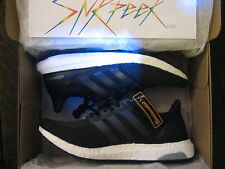 Adidas Ultra Boost 2016 Continental Sole Triple Black BB3909 Men's Size 10