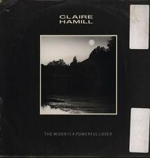 "Claire Hamill(12"" Vinyl P/S)The Moon Is A Powerful Lover-Coda-CODS 5T-U-VG/Ex-"