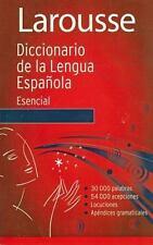 Diccionario Esencial de la Lengua Espanola Spanish Edition