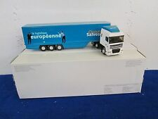 Eligor DAF XF 95 Spacecab Salvesen Logistics Truck Search Impex 1/43 Scale