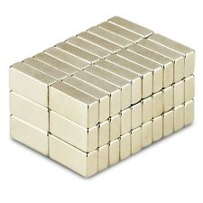 20pcs N35 Super Strong Block Square Rare Earth Neodymium Magnets 10 x 5 x 3mm TG