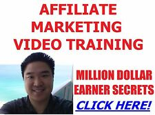 AFFILIATE MARKETING VIDEO COURSE: How To Make Money Online - Internet Marketing