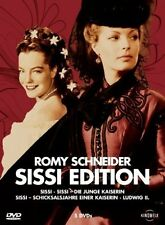 Romy Schneider - Sissi édition et Ludwig II. DVD NOUVEAU OVP