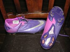 Nike Mercurial Glide II FG Soccer Cleats (Court Purple/Magenta/Metallic Luster)