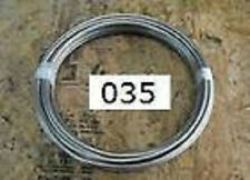 """200 FT 1/4"""" TUBING .25 X .035 316L STAINLESS STEEL TUBE"""