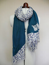 Radley harvest moon Printed Scarf RRP£39 -- LOVELY!!