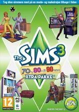 PC & Mac Spiel Die Sims 3 Add on 70er, 80er & 90er-Accessoires Erweiterung NEU
