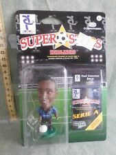 Super Stars Headliners INTER  PAUL EMERSON INCE Boxed Calciatori Calcio
