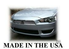 CHROME MESH GRILLE GRILL KIT For MITSUBISHI LANCER 08 09 10 2008 2009 2010