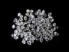 40 Stück Bergkristall Doppelender HERKIMER DIAMANT New York | ca. 3 - 6 mm