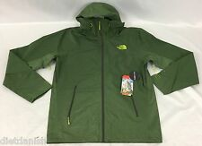 The North Face Men's Fuseform Dot Matrix Jacket Scallion Green TriMatrix Size M
