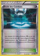 Stade Des Combats Revers-XY3:Poings Furieux-90/111-Carte Pokemon Neuve Française