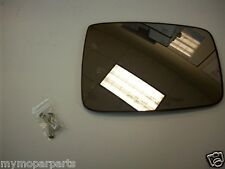 09-16 Dodge Ram Passenger Power Heated Foldaway Mirror Glass 68050298AA  OEM