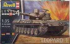Revell 1/35 Leopard 1 Plastic Model Kit 03240