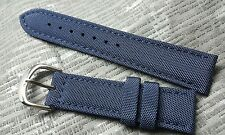 20mm  Hamilton gents  watch khaki nylon military  strap band bracelet