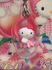 [New] Sanrio Hello Kitty PEACH FAIRY Ver. Cell Phone Strap / Charm Mascot