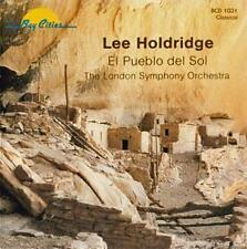 Lee Holdridge El Pueblo Del Sol LSO / Bay Cities CD 1991 - BCD 1031  RAR!