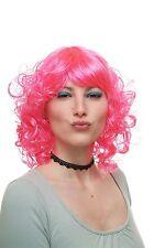 Carnaval Perruque Cosplay Lolita Rose Boucles Longueur de l'épaule 68048-PC5