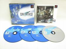 FINAL FANTASY VII 7 International PS1 Playstation Square Import Japan Game p1