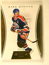 12-13 Panini Dominion Gold Parallel Mark Messier #D17/25 #23 *41418