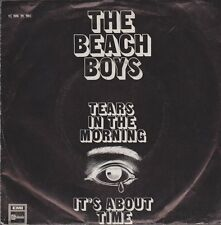 "7"" The Beach Boys Tears In The Morning / It`s About Time 70`s EMI Stateside"